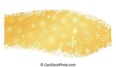 Winter, Christmas theme