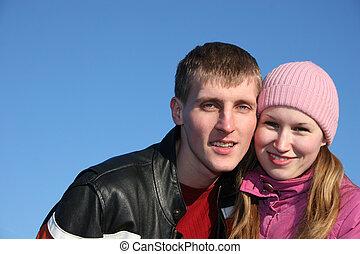 winter couple 2