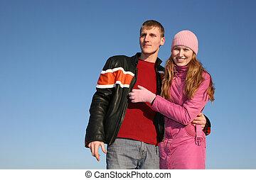 winter couple 3