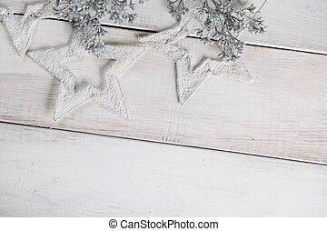 Winter cozy concept with decorations