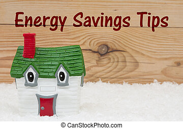 Winter Energy Savings Tips