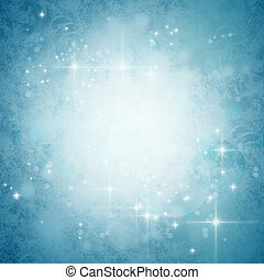 Winter Festive Christmas Background
