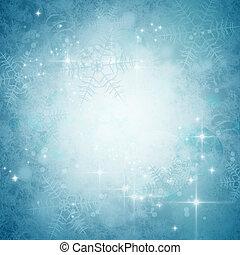 Winter Festive Christmas Background