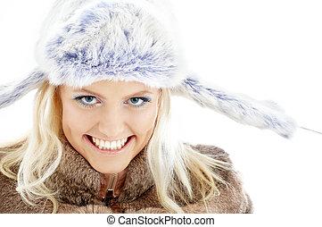 winter girl #2
