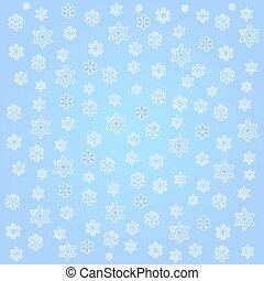 blauer himmel winter sternen schneeflocken blaues vektor clipart suchen sie. Black Bedroom Furniture Sets. Home Design Ideas