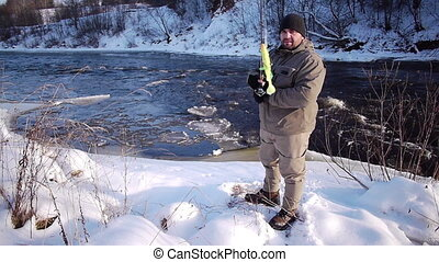 Winter hobby