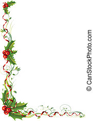 Christmas vectorial illustration. All elements are editable.