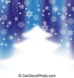 Winter holiday snow background. Christmas abstract image