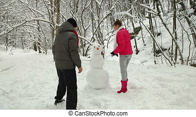 Winter Holidays in Snow