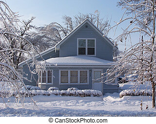 Winter Home Front