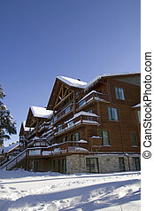winter hotel