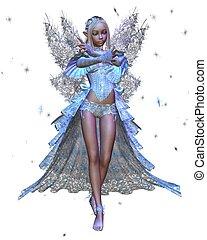 Winter Ice Fairy