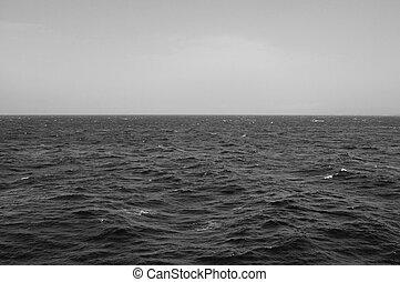 winter in the oceans