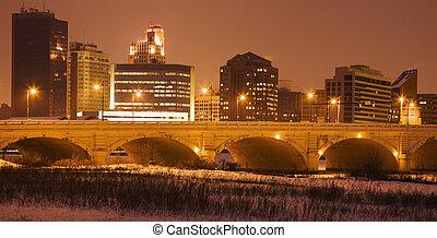 Winter in Toledo