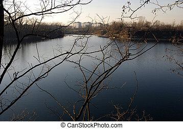 Winter lake 01