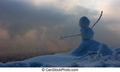Winter landscape 2 P
