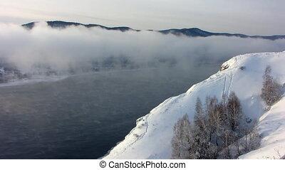 Winter landscape 8