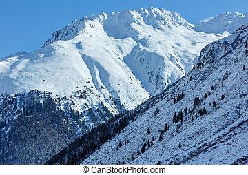 Winter mountain(Austria, Tyrol)