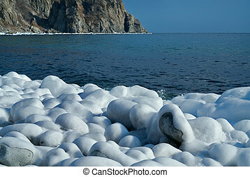 Winter on sea 1