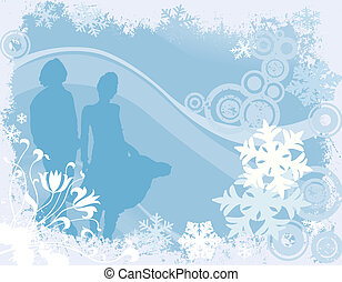 winter, ontwerp