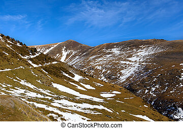 Winter Resort Vall de Nuria , Spain