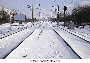 Winter road 2