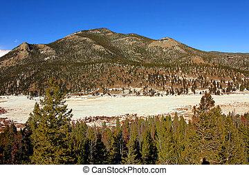 Rocky Mountain National Park - Winter Scenery of Rocky ...