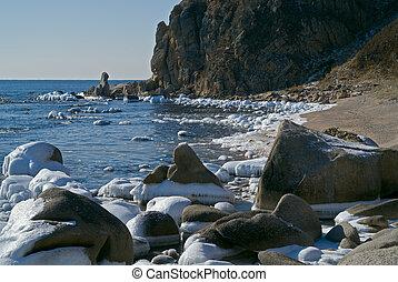 Winter sea 3