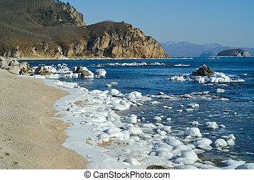 Winter sea 6
