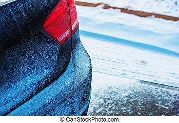 Winter Season Driving