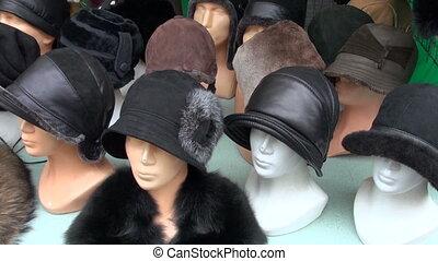 winter seasons caps in fair
