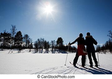 Winter Ski Holiday