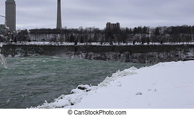 Niagara falls shot two