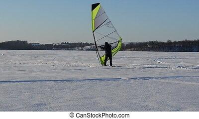 winter sport leisure