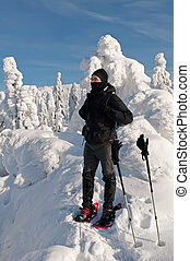 Winter Tourist