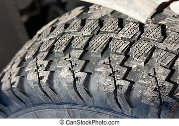 winter tread wheels