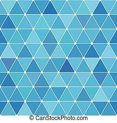 Winter triangle pattern 2.0
