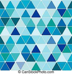 Winter triangle pattern 2.1