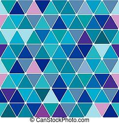 Winter triangle pattern 2.5