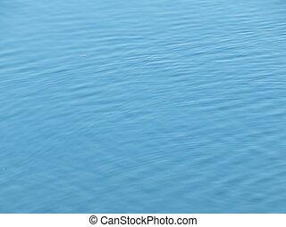 Winter water texture