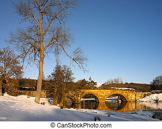 Winter Weather - North Yorkshire - United Kingdom