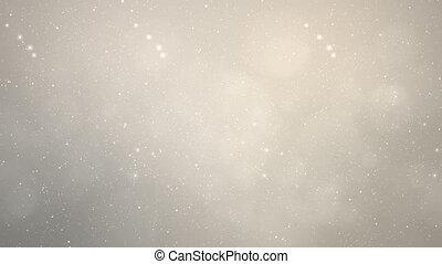 Winter Wonderland Gray Background.
