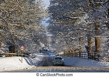Winter - Yorkshire - United Kingdom