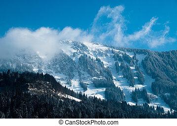 winterlandscape in Bavary