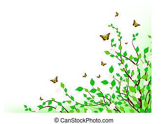 wiosna, natchnienie