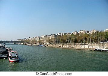 wiosna, sieć, paryż