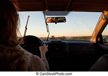 wipers, pára-brisa, limpeza, estrada
