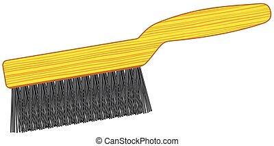 Wire brush tool