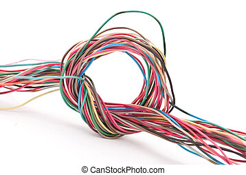 Wire knot