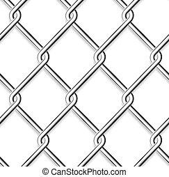 Wire mesh, seamless